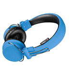 CUFFIE BLUETOOTH LOGIC BT-2 BLUE S-LC-BT-2-BLUE