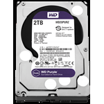 HARD DISK INTERNO 3,5 2TB 2000GB WESTERN DIGITAL WD20PURZ PURPLE SURVEILLANCE 64MB 5400RPM SATA3