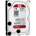 HARD DISK INTERNO 3,5 1TB 1000GB WESTERN DIGITAL WD10EFRX SATA III 7200 RPM 64MB RED