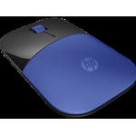 MOUSE OTTICO WIRELESS HP Z3700 BLUE V0L81AA#ABB