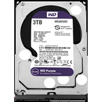 HARD DISK INTERNO 3,5 3TB 3000GB WESTERN DIGITAL WD30PURZ PURPLE 64MB SATA3