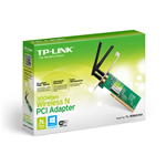 SCHEDA DI RETE WIRELESS N TP-LINK TL-WN851ND 300MBPS PCI