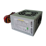 ALIMENTATORE PER PC MICRO ITX SFX TECNO 500W TASTO ON/OFF BULK 8CM FAN
