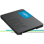 HARD DISK SSD SOLID STATE DISK 2.5 CRUCIAL 240GB BX500 CT240BX500SSD1