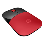 MOUSE OTTICO WIRELESS HP Z3700 RED ROSSO V0L82AA#ABB