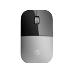 MOUSE OTTICO WIRELESS HP Z3700 SILVER BLACK X7Q44AA#ABB