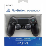 CONTROLLER JOYPAD WIRELESS SONY DUAL SHOCK 4 BLACK V2 PS4 ORIGINALE 9870050
