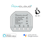 MODULO DIMMER INTELLIGENTE WIFI HOMCLOUD AS-DM1