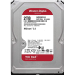 HARD DISK INTERNO 3,5 2TB 2000GB WESTERN DIGITAL WD20EFAX RED
