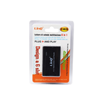 LETTORE CARD READER ESTERNO USB 2.0 LINQ IT-H578