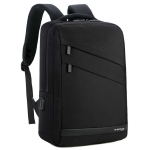BORSA ZAINO CUSTODIA PER PC NOTEBOOK NERA TECNO TC-BACK-PAC-01 NERO