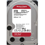 HARD DISK INTERNO 3,5 3TB 3000GB WESTERN DIGITAL WD30EFAX RED 5400RPM 256MB