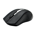 MOUSE OTTICO WIRELESS ALANTIK MORF3N CON 6 TASTI NERO