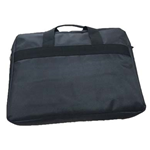"BORSA CUSTODIA PER PC NOTEBOOK 15,6"" NERA TECNO TC-BAG-04 NERO CON TRACOLLA"